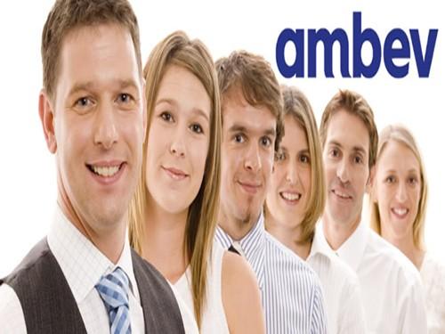 AMBEV vagas de emprego