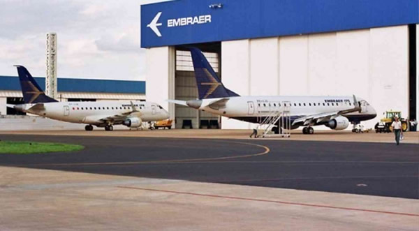 Trainee Embraer 2016 programa