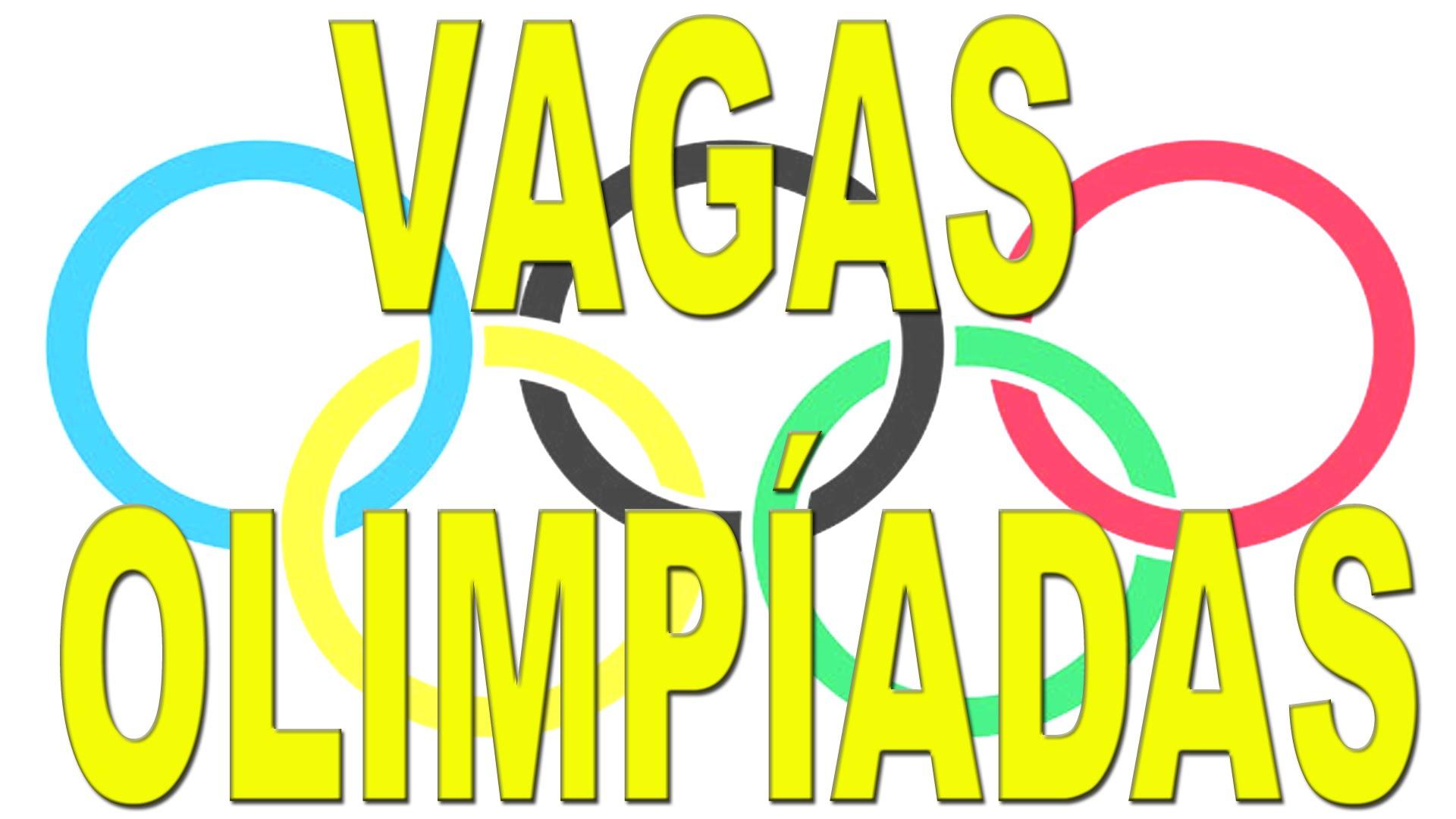 Vagas para as Olimpíadas 2