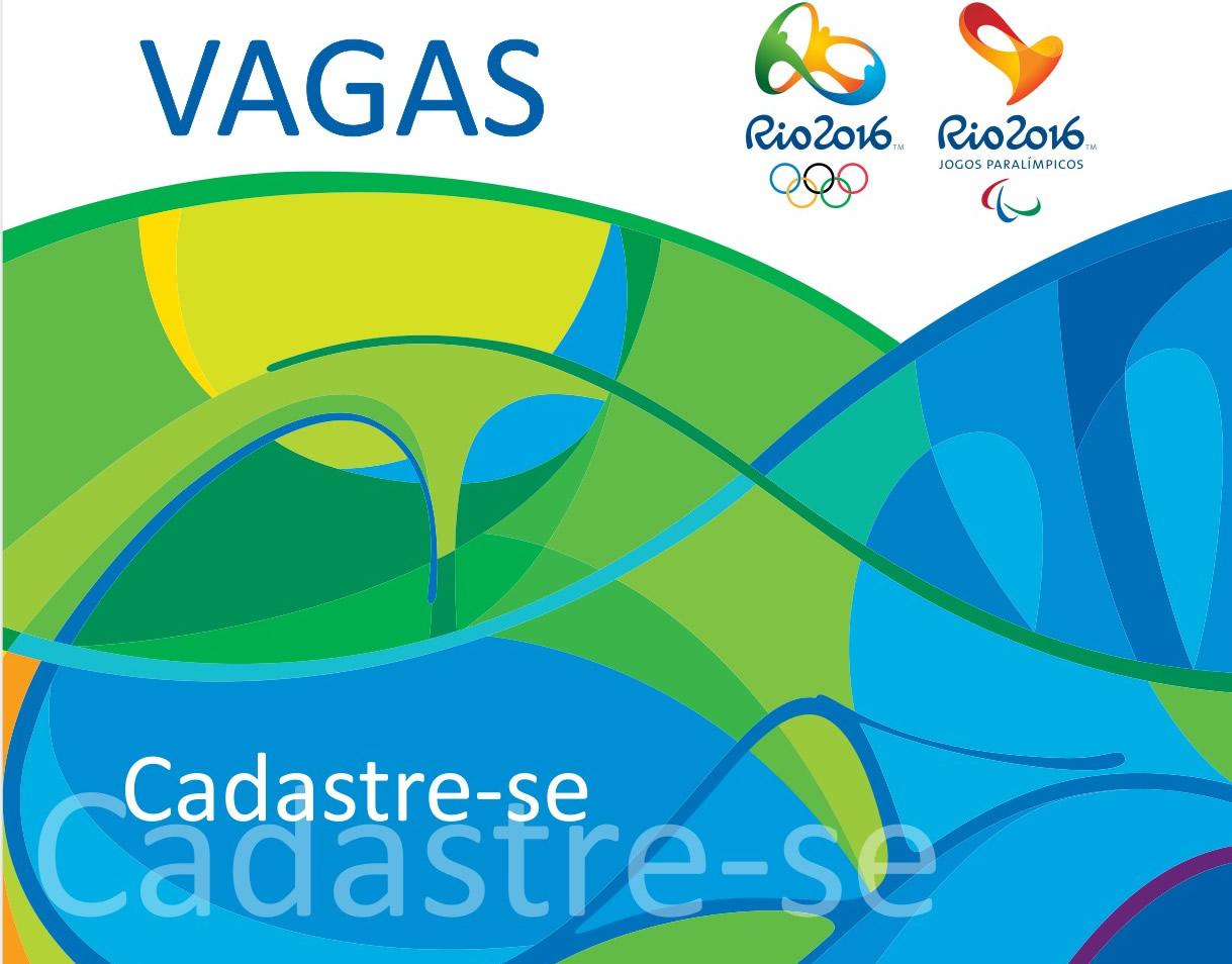 Vagas para as Olimpíadas