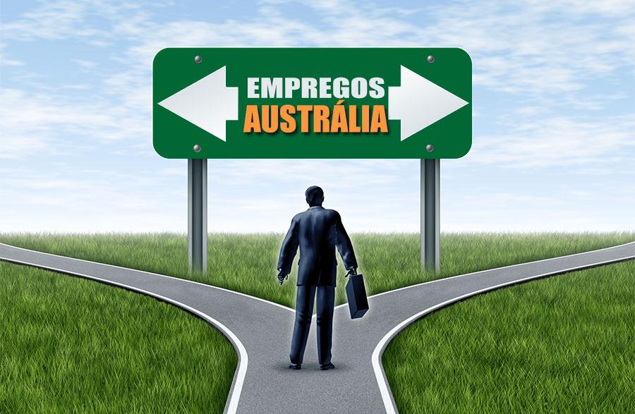 Empregos na Austrália Para Brasileiros 2017