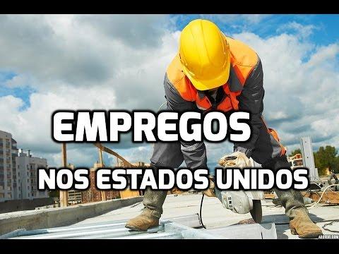 Empregos nos Estados Unidos Para Brasileiros 2