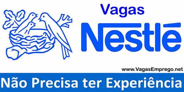 Emprego Temporário Nestlé 2017 na Páscoa