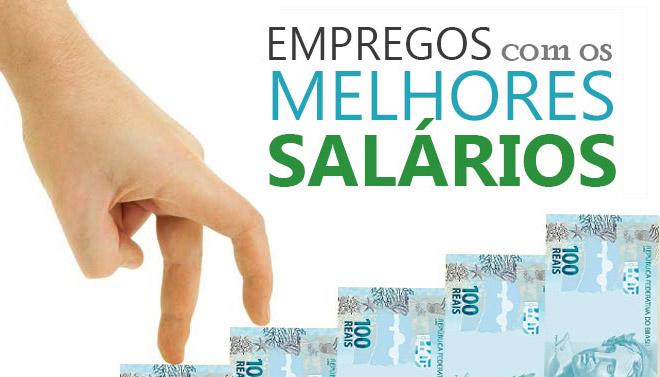10 melhores empregos e salários no Brasil